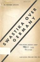 Swastika over Germany.