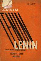 W.I. Lenin : Rede zum 10. Todestag Lenins am 21. Januar 1934 im grossen Staatstheater der UdSSR in Moskau.