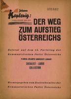 Der Weg zum Aufstieg Österreichs.
