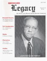 Broward Legacy, Volume 3 (Fall 1979), Number 3 and 4