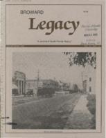 Broward Legacy, Volume 13 (Winter/Spring 1990), Number 1 and 2