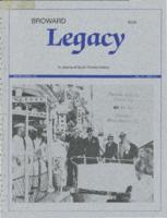 Broward Legacy, Volume 14 (Winter/Spring 1991), Number 1 and 2