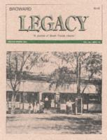 Broward Legacy, Volume 16 (Winter/Spring 1993), Number 1 and 2