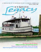 Broward Legacy, Volume 31 (2011), Number 1