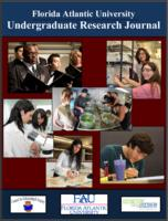 Florida Atlantic Undergraduate Research Journal 2013
