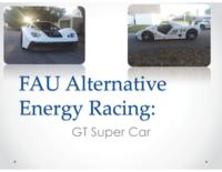 GT Supercar Mechanical Research
