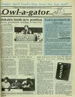 Owl-a-gator - April Fool's Day Edition