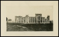 Virginia Military Institute with Damage