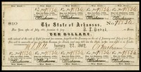 Arkansas war bond