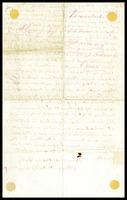 To James M. Calhoun from Alexander Stephens, 1862