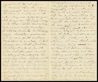 [John Clarke], in Brooklyn to his mother, [Elizabeth]
