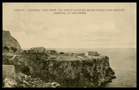 Gibraltar - View from N