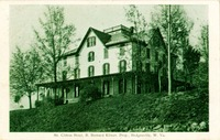 Mt. Clifton Hotel, Hedgeville, WVA.