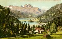 Cmpfer und Silvaplana, Switzerland