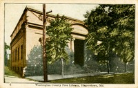 Washington County Free Library, Hagerstown, Maryland