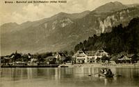 Steamer Brientz & Hotel Kreuz
