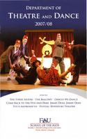 Spring 2008 Dances We Dance Program