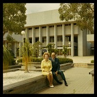 Dr. and Mrs. Williams, 1973