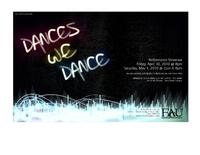 Spring 2010 Dances We Dance Program