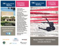 Spring 2014 Dance Ensemble Program