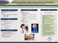 The Nurse Practitioner Holistic Caring Instrument: A Pilot Study