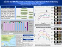 Coastal Sediment Reflectance Analysis using Hyperspectral Remote Sensing
