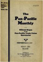 The Pan-Pacific Monthly No. 30-31