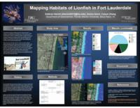 Mapping Habitats of Lionfish in Fort Lauderdale
