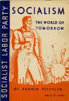 Socialism and the World of Tomorrow