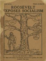 Roosevelt exposes socialism