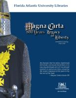 Magna Carta 800 Years Legacy of Liberty:  Exhibition Catalog 2015-2016