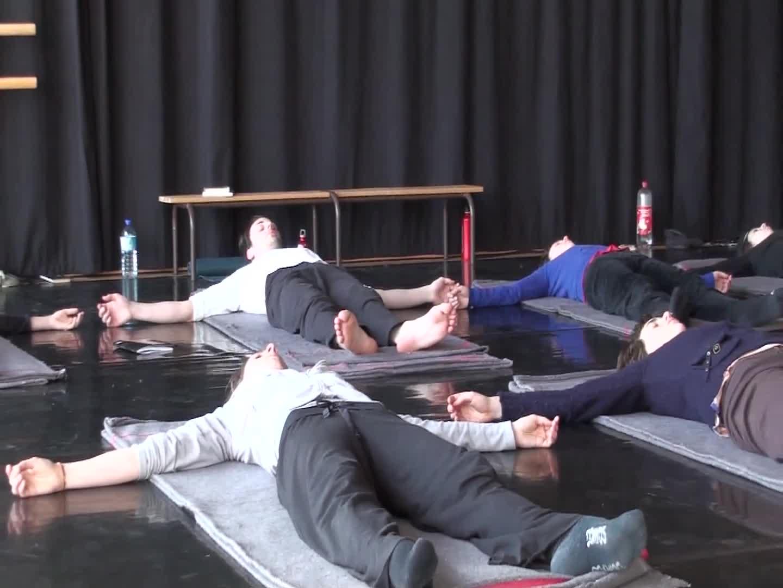 Lyon Workshop for Maguy Morin Dance Company, part 6