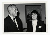 George Elmore and Helen Popovich