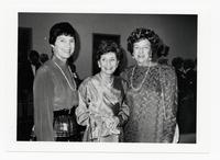 Helen Popovich, Dorothy F. Schmidt, and Myrtle Butts Fleming