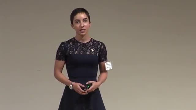 FAU 2016 3MT® Three Minute Thesis Championship - Carlie Perricone