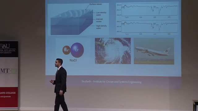 FAU 2016 3MT® Three Minute Thesis Championship - Eric Nieves