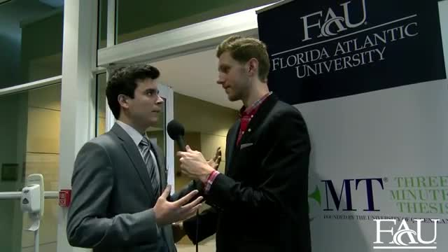 FAU 2016 3MT® Three Minute Thesis Championship Red Carpet