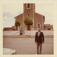 Marvin E. Kemery, Nancy, France, 1971
