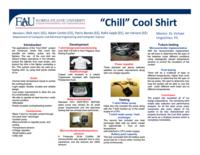 """Chill"" Cool Shirt"
