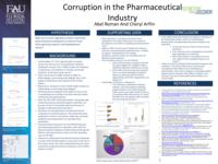 Corruption in the Pharmaceutical Industry