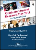 Graduate Student Research Day 2011