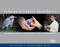 FAU Research Annual Report 2012