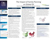 The Impact of Family Planning on Global Oil