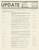 Update Florida Atlantic University, 05-15-1970