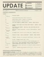 Update Florida Atlantic University, 1970-11-01