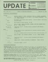 Update Florida Atlantic University, 1971-02-15
