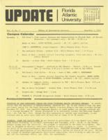 Update Florida Atlantic University, 1972-11-01