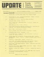 Update Florida Atlantic University, 1973-03-01