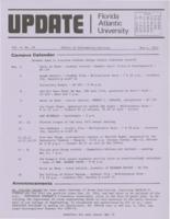Update Florida Atlantic University, 1973-05-01