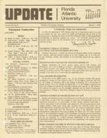Update Florida Atlantic University, 1979-01-01